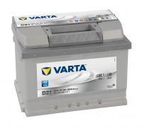 VARTA SILVER Dynamic 12V 61Ah 600A, 561 400, D21