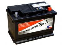 Autobaterie No.1 12V 74Ah 680A