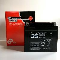 GS Motobaterie GTX20L-BS 12V 18Ah 270A