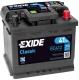 Autobaterie EXIDE Classic 12V 41Ah 370A EC412
