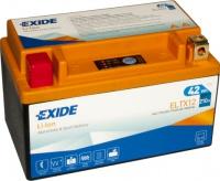 Motobaterie EXIDE Li-ion ELTX12 12V 42Wh 210A
