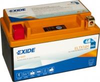 Motobaterie EXIDE Li-ion ELTX14H 12V 48Wk 240A