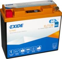 Motobaterie EXIDE Li-ion ELT12B 12V 60Wh 260A