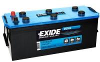 EXIDE DUAL 12V 140Ah 750A ER660
