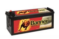 Autobaterie BANNER Buffalo Bull EFB 12V 240Ah 74017