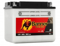 BANNER moto 50714 YB7C-A