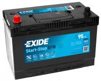 Autobaterie EXIDE Start-Stop EFB 12V 95Ah 800A EL955