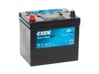 EXIDE Start-Stop EFB 12V 60Ah 520A EL-605