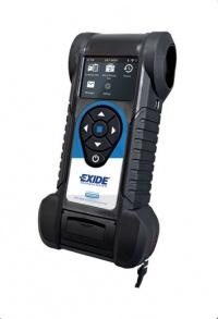 Tester autobaterií Exide EBT965P