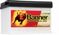 Autobaterie BANNER Running Bull EFB 12V 70Ah 660A 57011