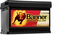 Autobaterie BANNER Running Bull EFB 12V 65Ah 650A EFB 56512