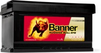 Autobaterie BANNER Running Bull EFB 12V 75Ah 730A 57512