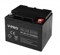 VPRO AGM 12V 40Ah