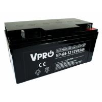 VPRO AGM 12V 65Ah
