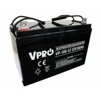 VPRO AGM 12V 100Ah