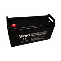 VPRO AGM 12V 120Ah