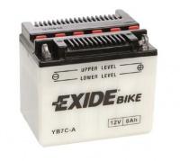 EXIDE moto 12V 8Ah 90A YB7C-A