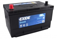 Autobaterie EXIDE Excell 12V 85Ah 800A EB858