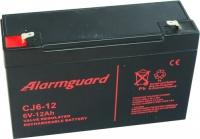 ALARMGUARD CJ6-12 6V 12Ah