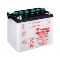 Motobaterie YUASA Y60-N24-A 12V 28Ah 241A