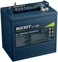Rocket L-125 6V 240Ah