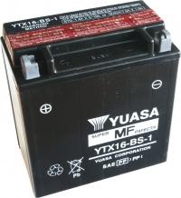 Motobaterie YUASA YTX16-BS-1 12V 14Ah 230A