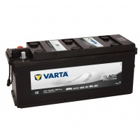 VARTA PROMOTIVE BLACK 12V 110Ah 760A, 610 013 076, L2