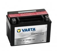 Motobaterie VARTA YTX9-BS, 508012, 12V 8Ah 135A