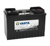 VARTA PROMOTIVE BLACK 12V 125Ah 720A, 625 012 072, J1