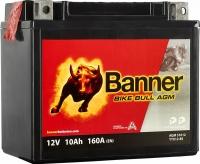 Motobaterie Banner BIKE BULL AGM 51012 YTX12-BS 12V 10Ah 160A