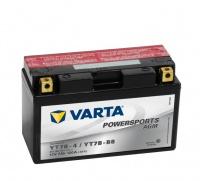 Motobaterie VARTA YT7B-BS, 507901, 12V 7Ah 120A