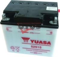 Motobaterie YUASA 52515 12V 25Ah 130A