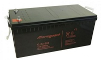 ALARMGUARD CJ12-200 12V 200Ah