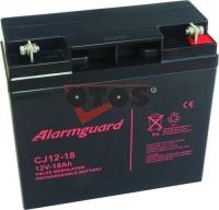 ALARMGUARD CJ12-18 12V 18Ah
