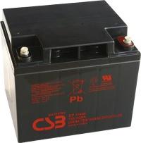 CSB BATTERY GP12400 l 12V 40Ah