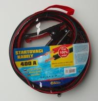 Startovací kabely 400A 3m 10mm ZIPPER BAG